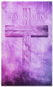 3x5 Forgiven Church Banner