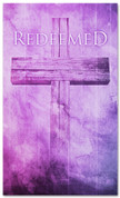 3x5 Redeemed Church Banner