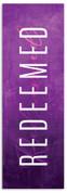 Redeemed Lent Banner