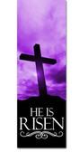 E014 He Is Risen Purple