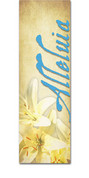 Easter Lillies banner