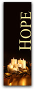 XM014 Hope Candles
