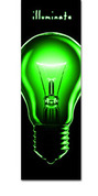 EC021 Illuminate Green Bulb