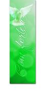 TRN025 Comforter Green