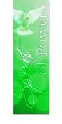 TRN035 Spirit of Power Green