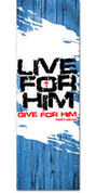 SM005 Live For HIM Blue