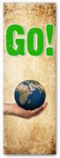 WM026 Go Globe in Hand