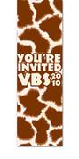 VBS110 Giraffe Print