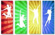 YKM024 Rainbow Jump