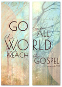 go into all the world and preach the gospel