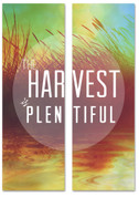 Harvest is Plentiful - Fall-HB020