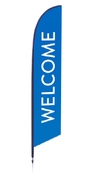 Feather - Outdoor Banner A15