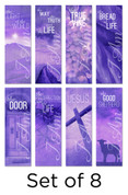 I Am 30 Purple Banner Set
