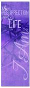 I AM 32 Resurrection Purple