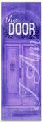 I AM 35 The Door purple
