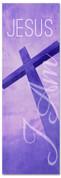 I AM 38 Jesus purple
