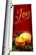 DS Light Pole Banner - Christmas 5