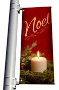 DS Light Pole Banner - Christmas 6