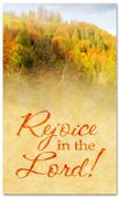 Rejoice - Fall- HB052 xw