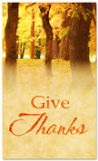 Give Thanks - Fall- HB054 xw
