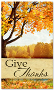 Give Thanks - Fall- HB060 xw