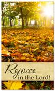 Rejoice - Fall- HB062 xw