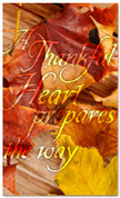 Thankful Heart - Fall- HB007 xw
