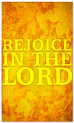 Rejoice Yellow - Fall- HB010 xw