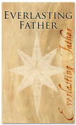 Christmas banner Everlasting Father 325