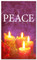 Advent banner in fabric adv023