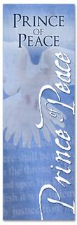 Christmas banner Prince of Peace Names of Christ series