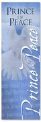 Christmas banner Prince of Peace Names of Christ series