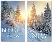 NY070 All Things New Winter Trees Set