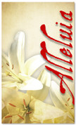 Easter Lilies Banner