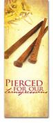 3x8 E035 Pierced