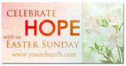 Outdoor Vinyl - Celebrate Hope Orange