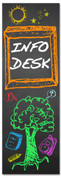 VBS112 Chalkboard Info Desk