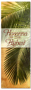 E100 Palm Hosanna in the Highest