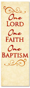 B008 One Baptism Red 2