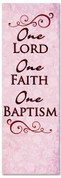 B009 One Baptism Purple 1