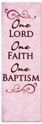 B010 One Baptism Purple 2