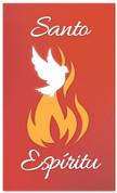 Espanol Pentecostal church banner - Santo Espiritu
