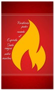 Hearts Fire - Spanish Pentecost Church banner