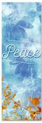 Peace - blue sky praise banner