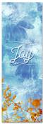 Joy - blue sky praise banner