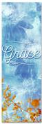 Grace praise banner - blue Sky