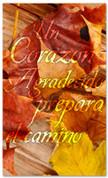 Spanish Fall harvest church banner - Grateful heart