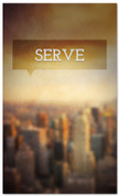 Serve city church connection banner