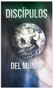 Spanish church banner - Discipulos del mundo