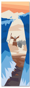 Kids' Bible Story banner of Moses and the Red Sea